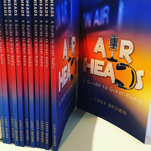Air Heads  – A guide to Great Radio OUT NOW!
